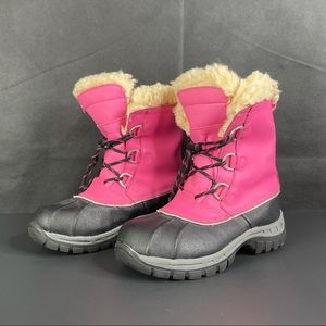 BEARPAW Kelly Girls' Toddler-Youth Duck Boots 2